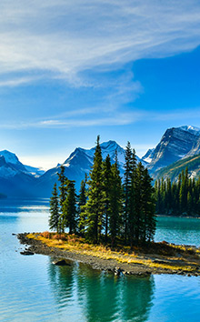 PROMOTIE Canada Great Parks of the West : 15, Volgens programma,